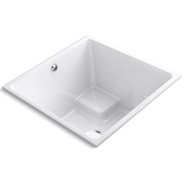 Underscore 48 x 48 Soaking Bathtub by Kohler
