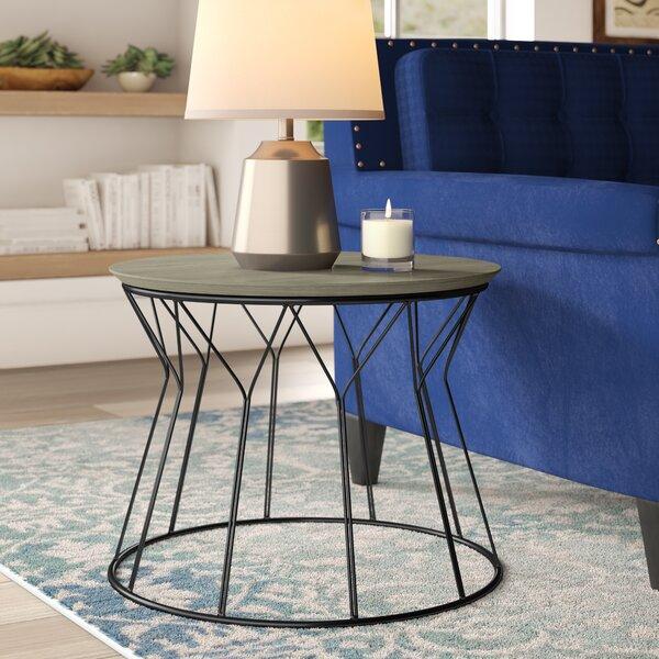 Deion End Table by Mistana Mistana
