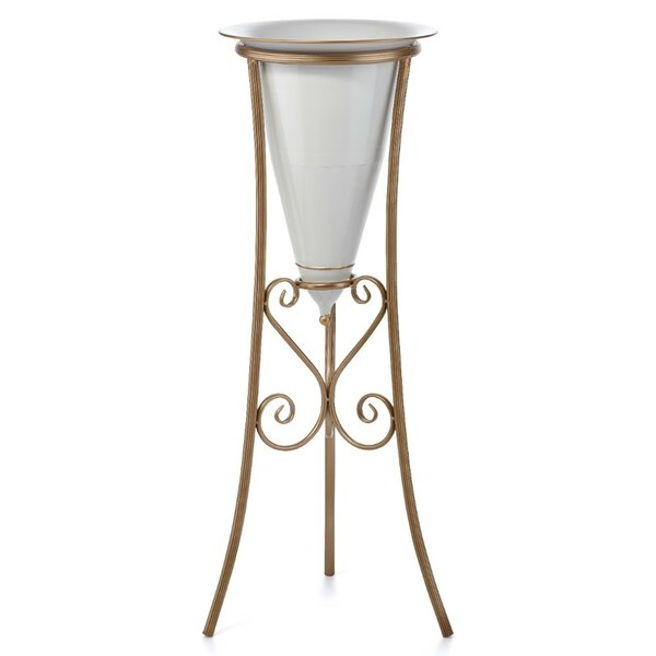 Colbey Pot Planter with Stand by Fleur De Lis Living