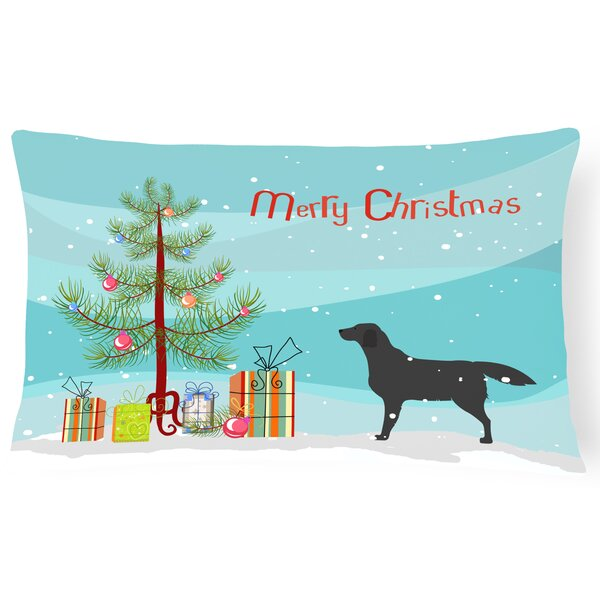 Labrador Indoor/Outdoor Lumbar Pillow by The Holiday Aisle