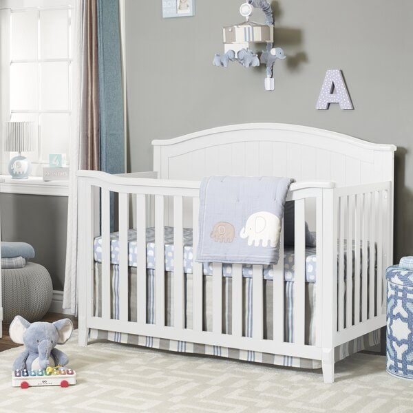 Fairview 4-in-1 Convertible Crib by Sorelle
