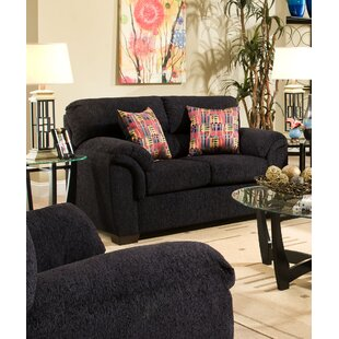Doric Loveseat by Simmons Upholstery