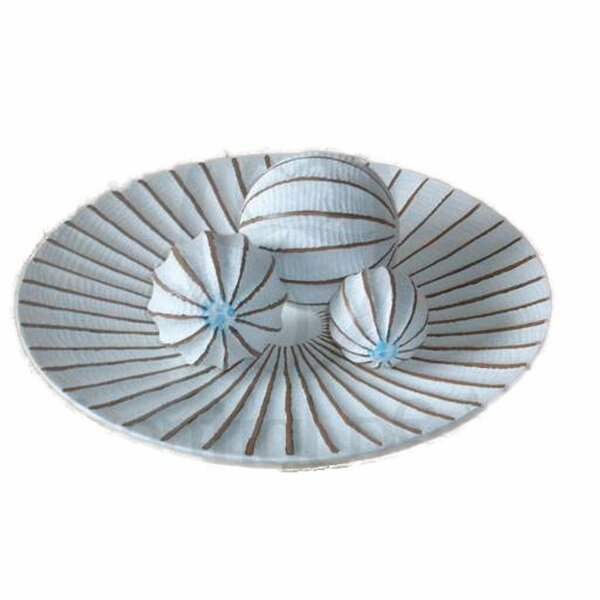Straughter Decorative Plate with Balls by Bay Isle Home