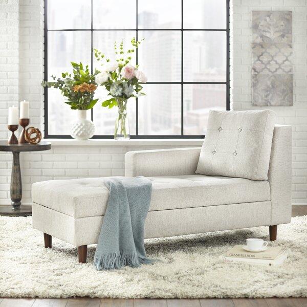 Sharlene Chaise Lounge By Ivy Bronx