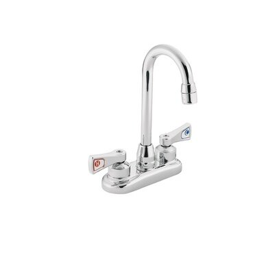 M-Dura Double Handle Kitchen Faucet by Moen Moen