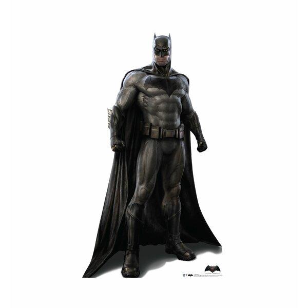Batman v Superman: Batman Dawn of Justice Life Size Cardboard Cutout by Advanced Graphics