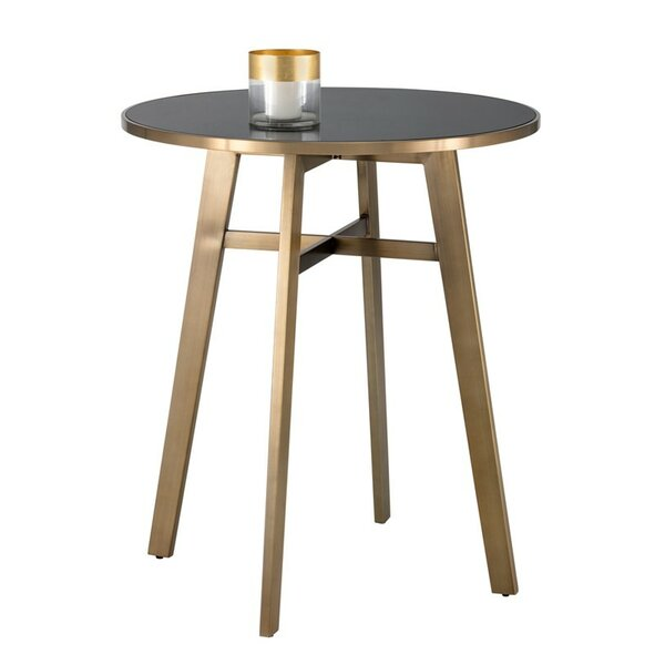 Distefano Pub Table by Everly Quinn Everly Quinn