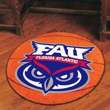 NCAA Florida Atlantic University Basketball Mat by FANMATS