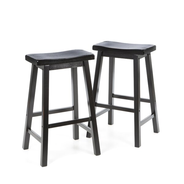 Shoals 29 Bar Stool (Set of 2) by Charlton Home