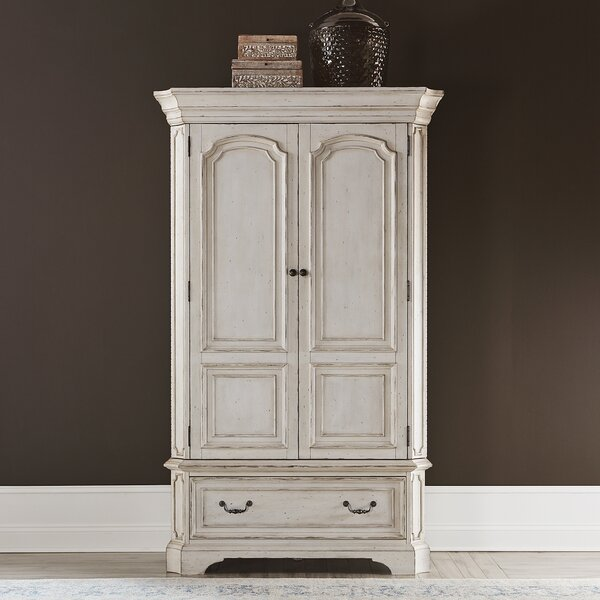 Corona Armoire By One Allium Way by One Allium Way Great price