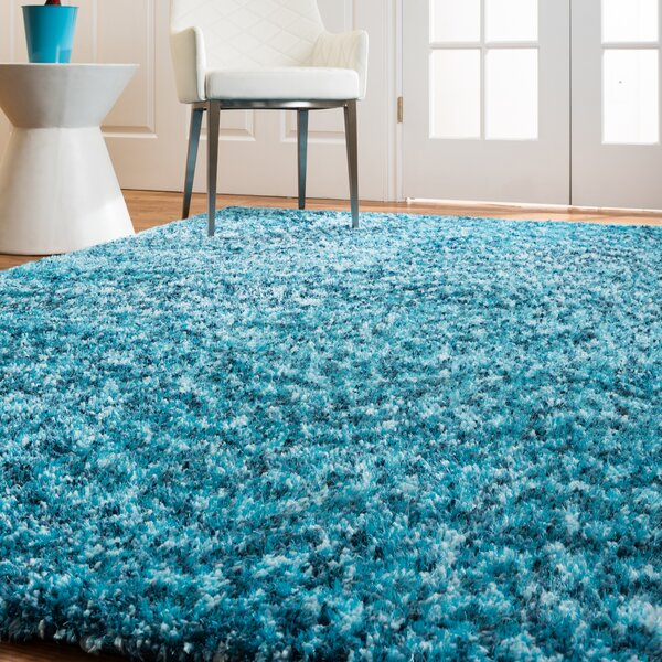 Maldives Hand-Woven Turquoise Area Rug by Natural Area Rugs