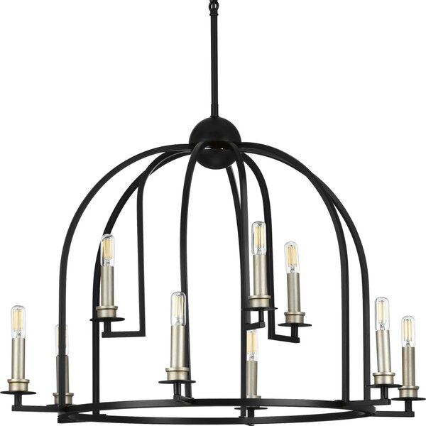 Gatun 9-Light Candle Style Chandelier by Gracie Oaks