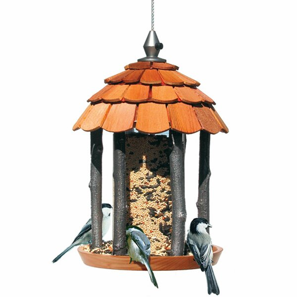 Betsy Fields Tube Bird Feeder by Birdscapes
