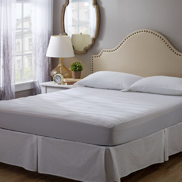 Wayfair Basics Polyester Waterproof Mattress Pad by Wayfair Basics™