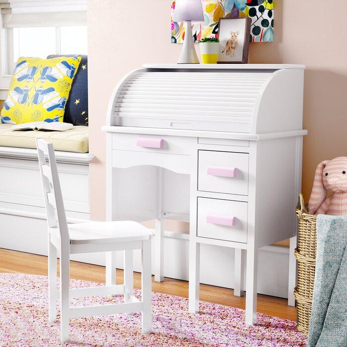 Wondrous Auer Kids Study Desk And Chair Set With Kids Hutch Uwap Interior Chair Design Uwaporg
