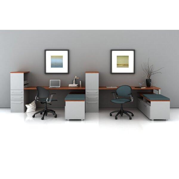 Trig Desking Office Set