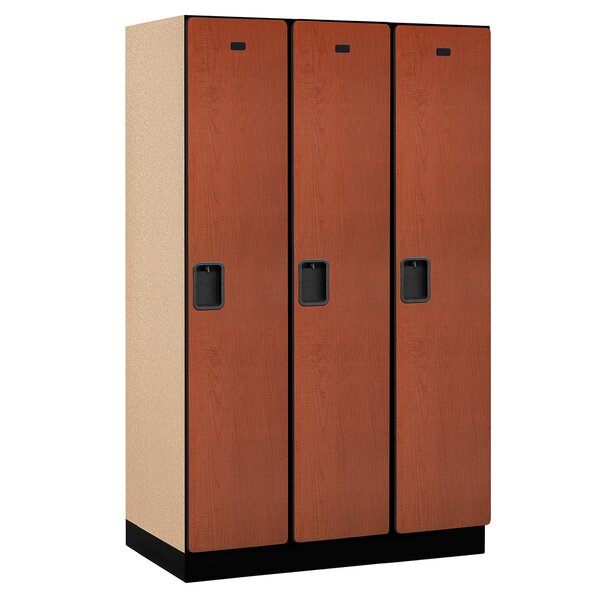1 Tier 3 Wide School Locker by Salsbury Industries1 Tier 3 Wide School Locker by Salsbury Industries