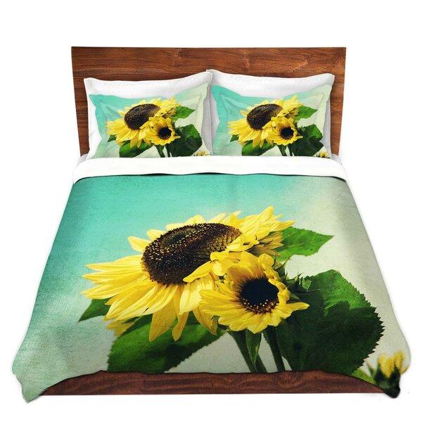 Sunflowers Duvet Cover Set