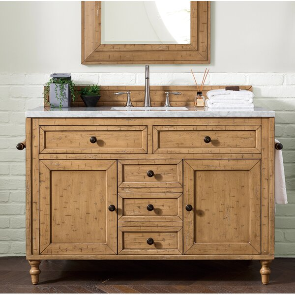Berlin 48 Single Bathroom Vanity Set by Laurel Foundry Modern Farmhouse
