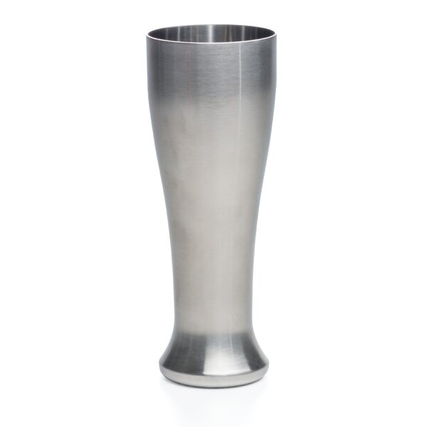 Quays 16 oz. Stainless Steel Pilsner Glass by Winston Porter