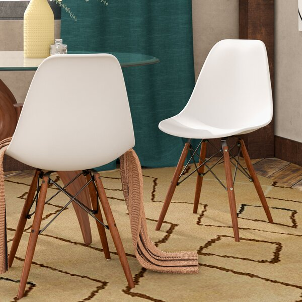 Quintus Solid Wood Dining Chair (Set Of 2) By Langley Street