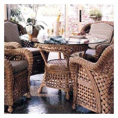 Yogyakarta  Dining Table By South Sea Rattan No Copoun