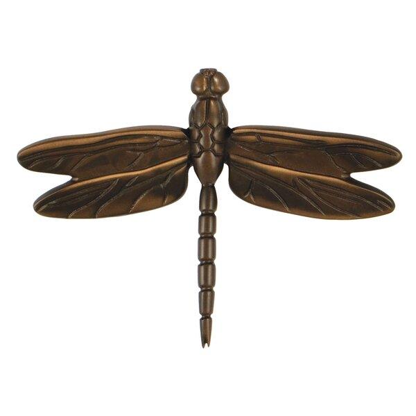 Dragonfly Door Knocker by Michael Healy Designs