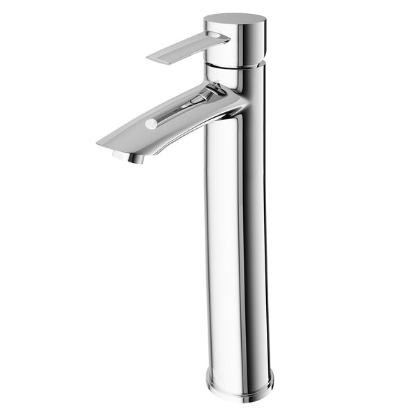Shadow Single Lever Vessel Bathroom Faucet by VIGO