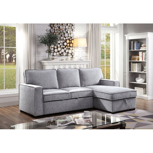 Parnell Reversible Sleeper Sectional By Latitude Run
