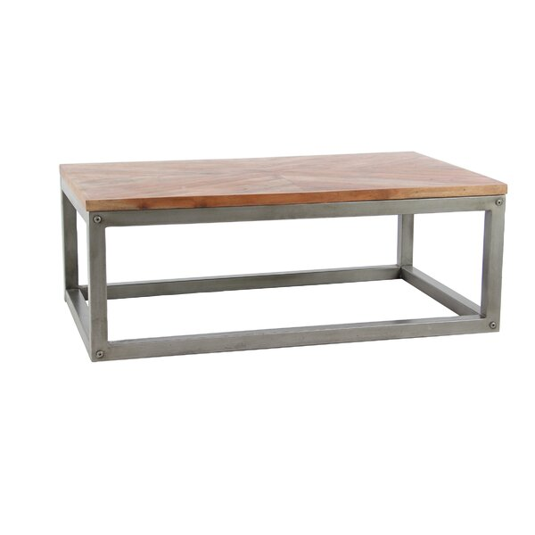 Labarbera Modern Rectangular Coffee Table by Williston Forge