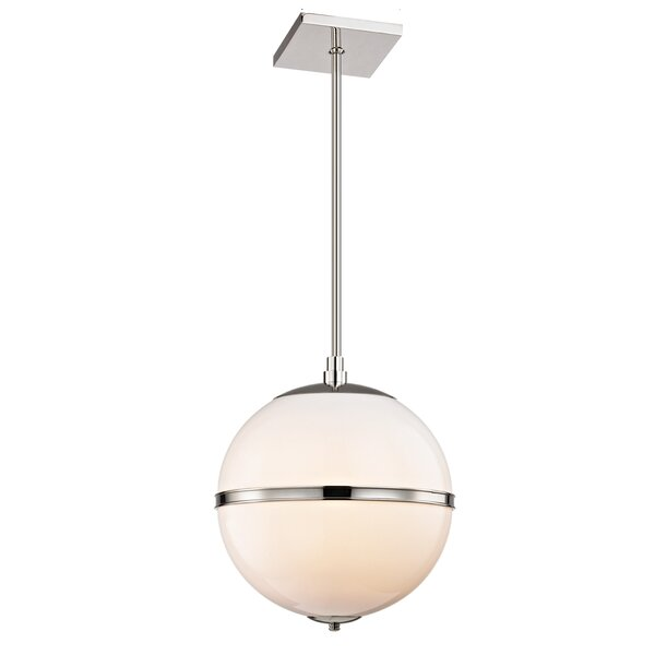 Conrad 3-Light Unique / Statement Globe Chandelier by Corrigan Studio Corrigan Studio