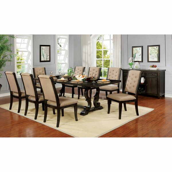 Aurelius 9 Piece Dining Set by Ophelia & Co.