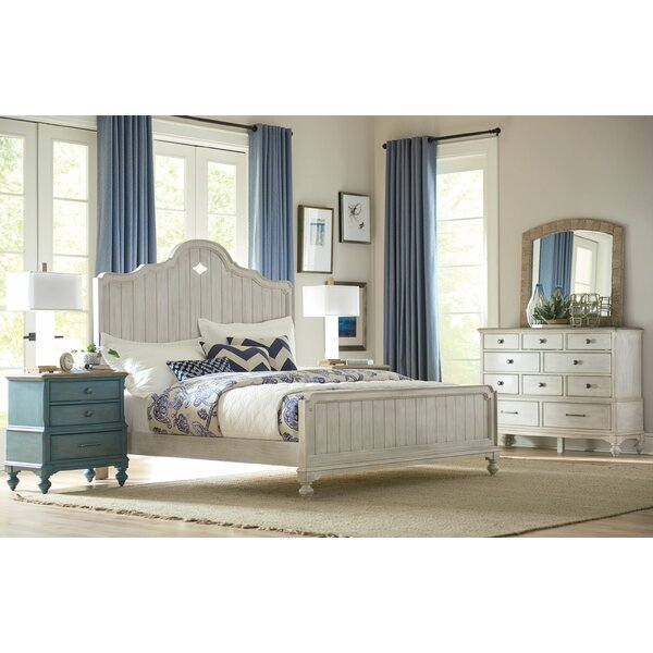 Fernanda Standard Configurable Bedroom Set by One Allium Way