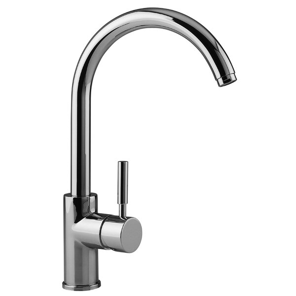 Cromo Single Handle Kitchen Faucet by Bissonnet