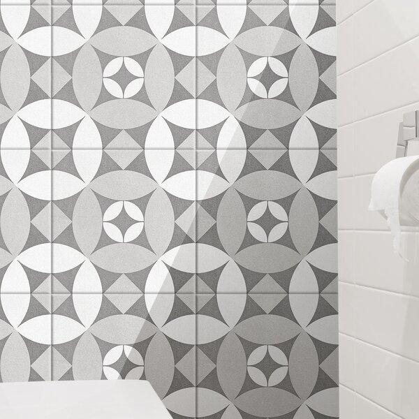 Design 9 x 9 Porcelain Field Tile in Portrait by Emser Tile