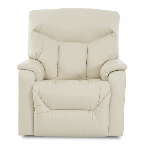 Kam Modern Power Rocker Recliner [Red Barrel Studio]
