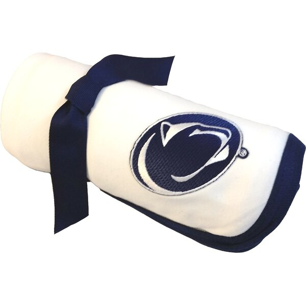 Penn State Nittany Lions Baby Receiving Blanket by Future Tailgater