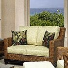 Biscayne Loveseat By Boca Rattan