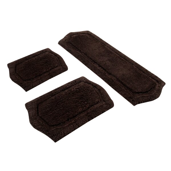 Joni Memory Foam Bath Rug Set by Symple Stuff