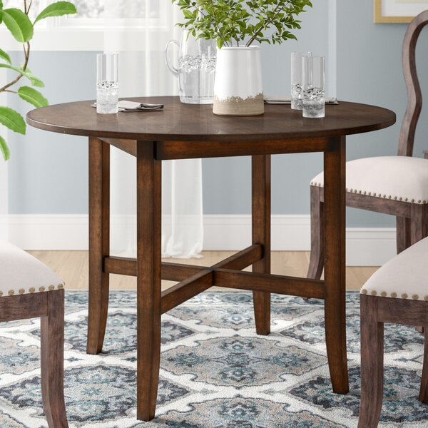 Nurse Round Dining Table by Gracie Oaks