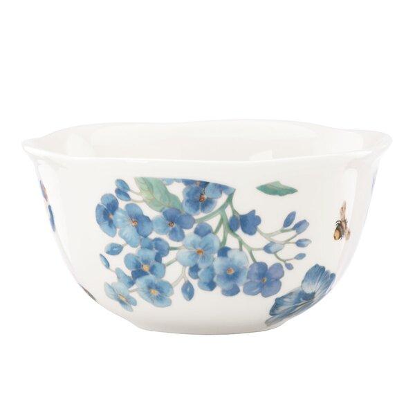 Butterfly Meadow Dessert Bowl Set (Set of 4) by Lenox