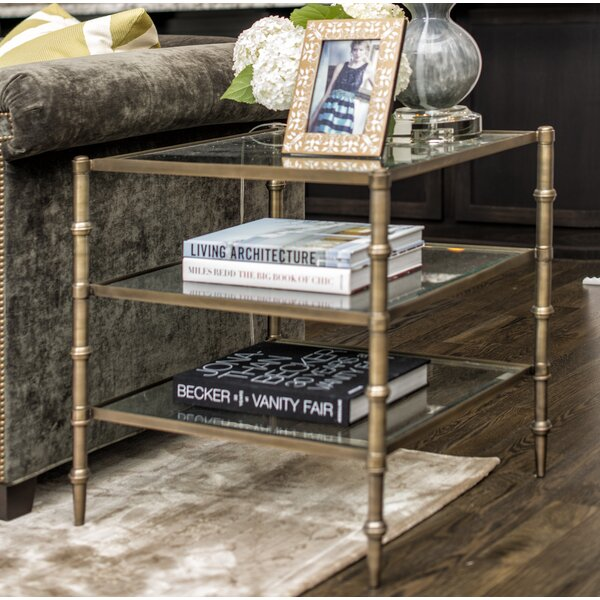 Berrier Tiered End Table by Darby Home Co Darby Home Co