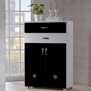 Buying Spicer 12-Pair Shoe Storage Cabinet By Ebern Designs