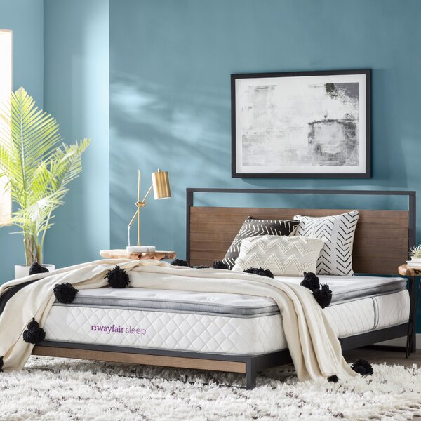 Wayfair Sleep Firm Pillow Top Innerspring Mattress by Wayfair Sleep™