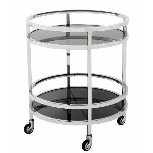 Round Bar Cart By Eichholtz