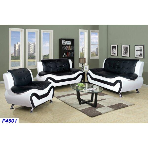 Galewood 3 Piece Living Room Set