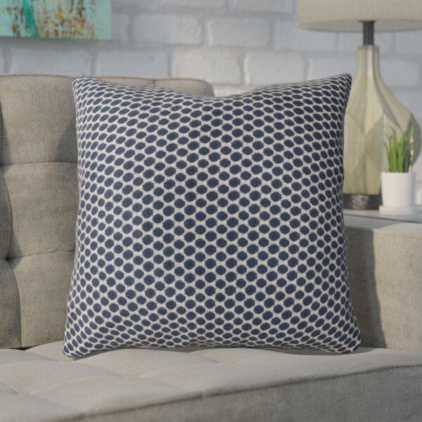 Lando Luxury Throw Pillow by Brayden Studio
