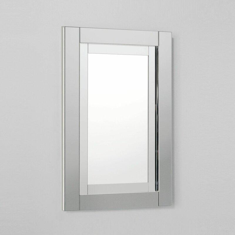 Robern Candre Framed Wall Mirror | Wayfair