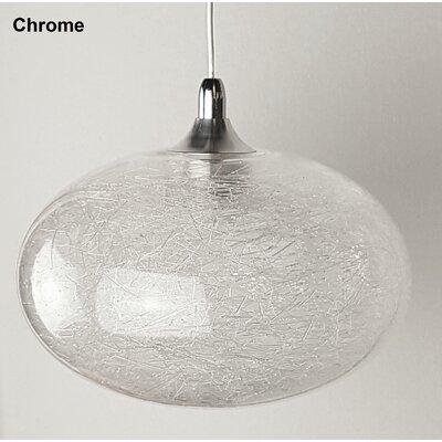 Alvie 10 Light Led Cluster Globe Pendant Wrought Studio Finish Nickel Shefinds