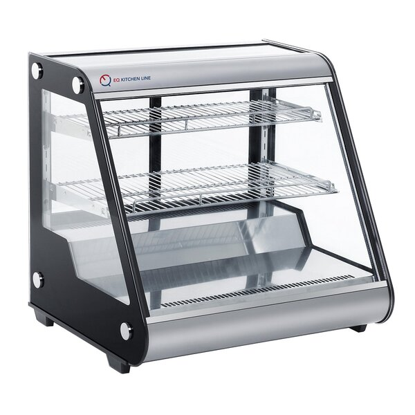Commercial Countertop 4.6 cu. ft. Bakery Display Case with Automatic Defrost by EQ Kitchen Line